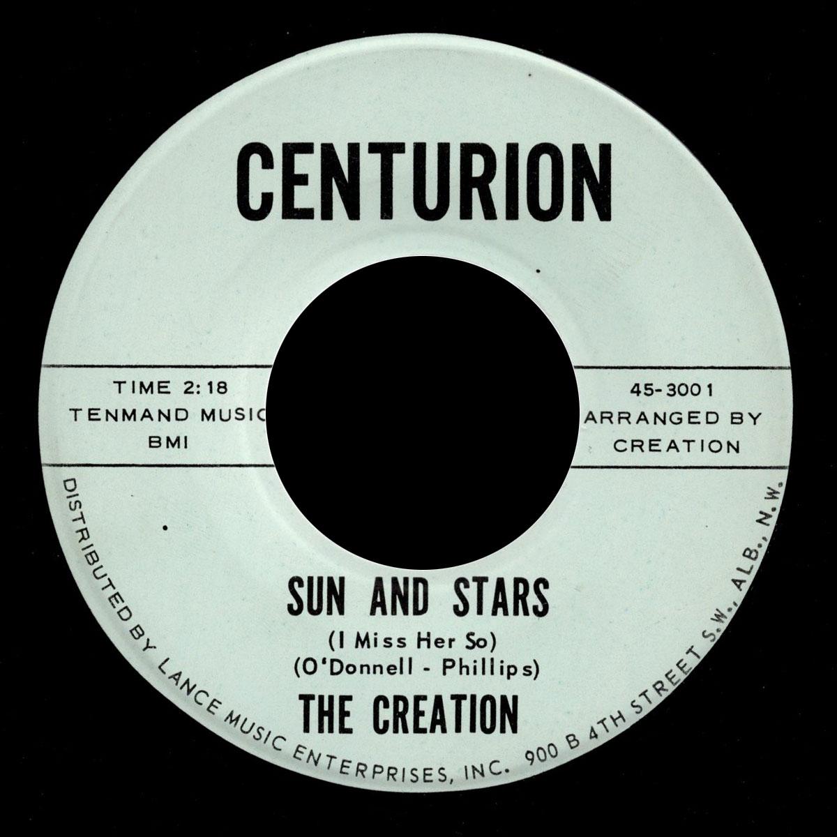 68b3ee01cc7 Creation Centurion 45 Sun and Stars