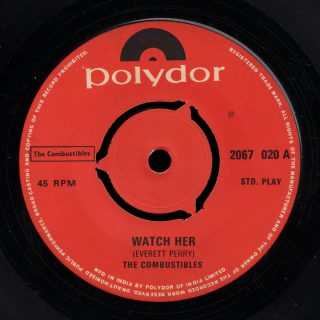 Combustibles Polydor 45 Watch Her