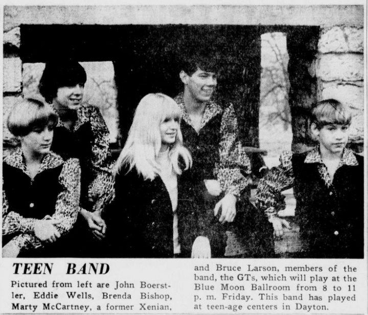 GTs Xenia Daily Gazette Feb. 21, 1967