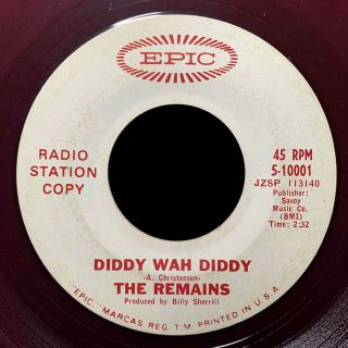 Remains Epic 45 Diddy Wah DiddyRed