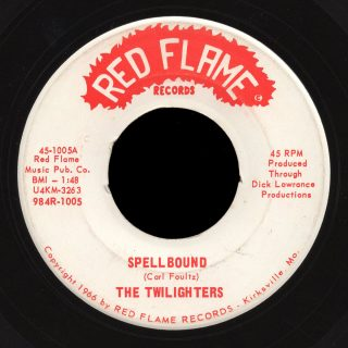Twilighters Red Flame 45 Spellbound