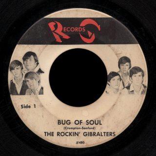 Rockin' Gibralters RG 45 Bug of Soul