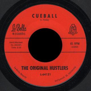 Original Hustlers LaBelle 45 Cueball