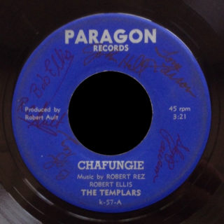 Templars Paragon 45 Chafungie