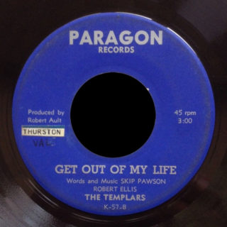 Templars Paragon 45 Get Out of My Life
