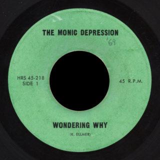Monic Depression HRS 45 Wondering Why